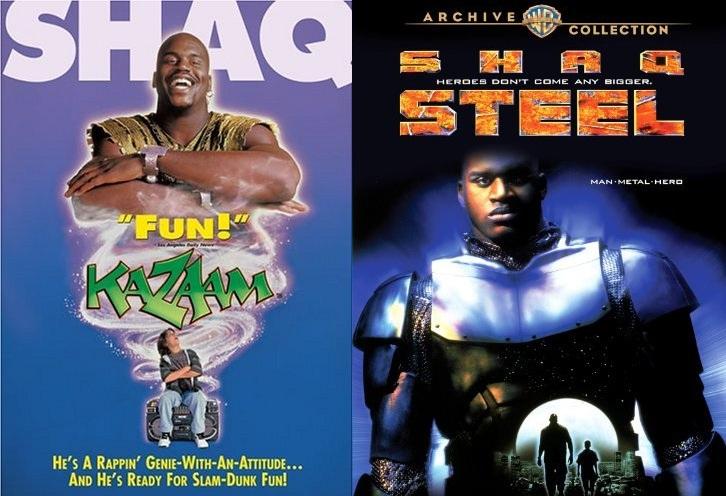Kazaam (1996) vs. Steel (1997_ | friday night film fights.