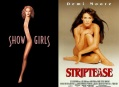 Showgirls (1995) vs. Striptease (1996)