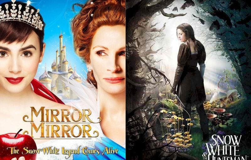Ep 48 mirror mirror 2012 vs snow white and the for Mirror mirror cast
